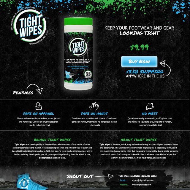Apparel Wipes